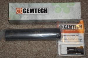 Rifle Suppressor and Silencer For Sale