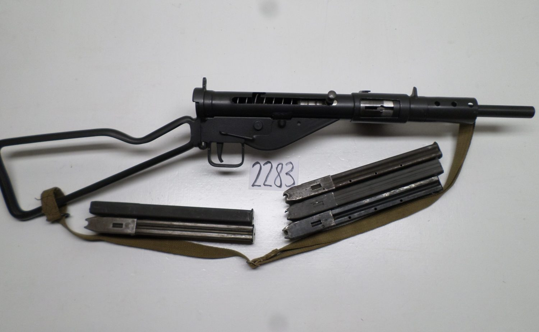Full Auto Machine Guns, Sten Guns, Mac 10 & 11 Guns and WW2 Machine